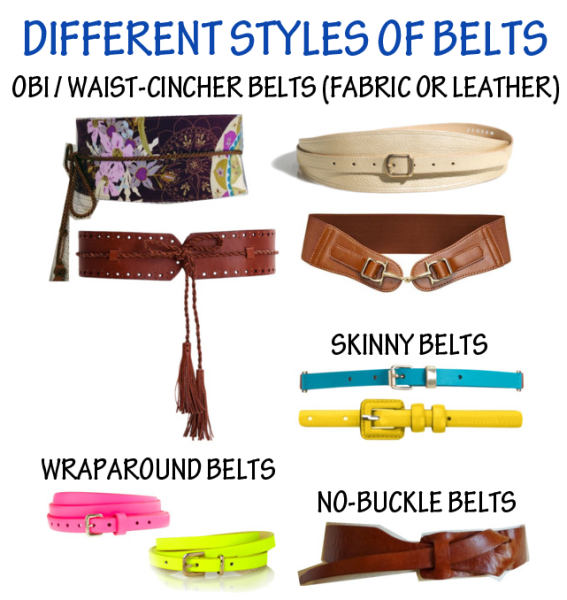 Wardrobe-Closet-Belts-Different-Types-Visual