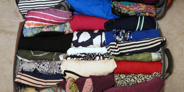 My Current Wardrobe Count: October 2014