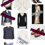 My Current Wardrobe Wants List