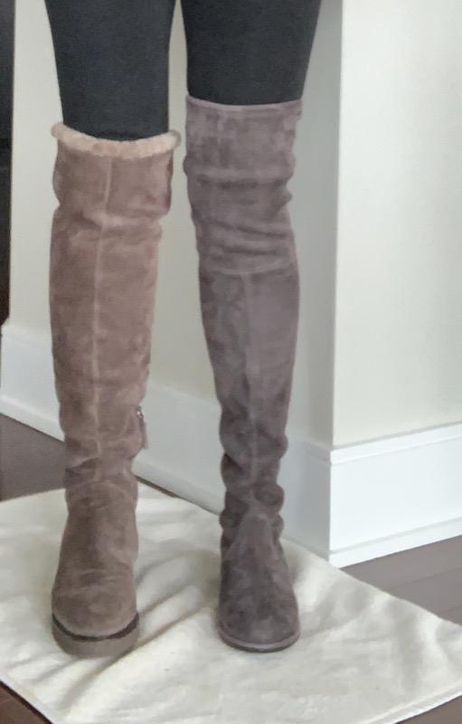 Stiefel JJ Footwear Alexandria Camel ML