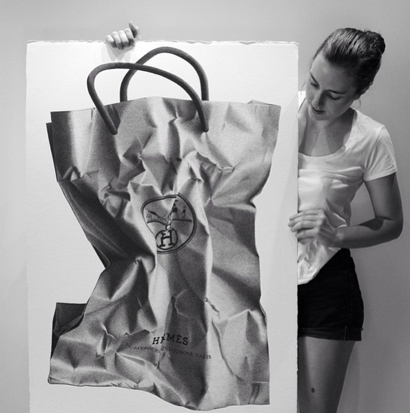 cj_hendry-instagram-hermes-paper-bag-art