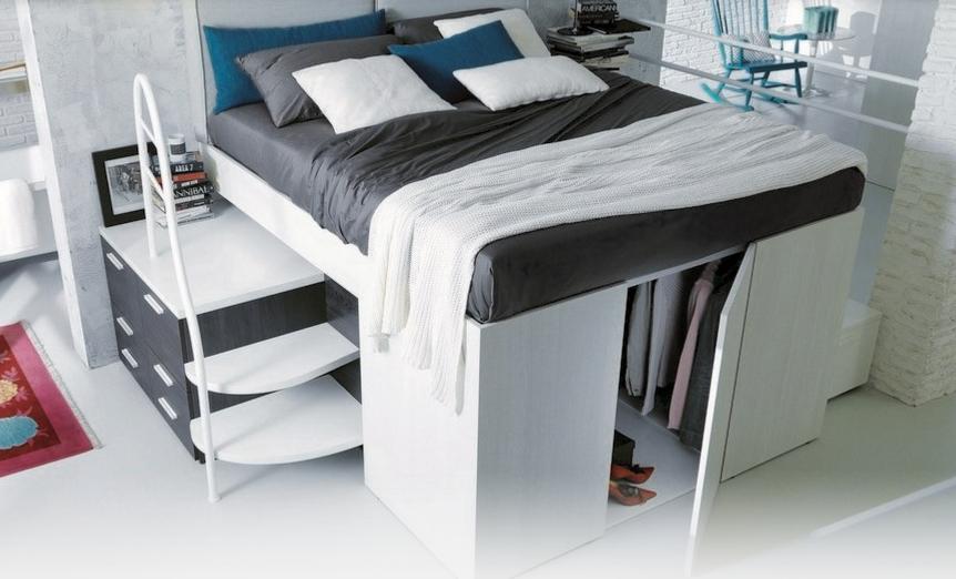 diellemodus-lofted-bed-closet-italy-minimalist-design-wardrobe