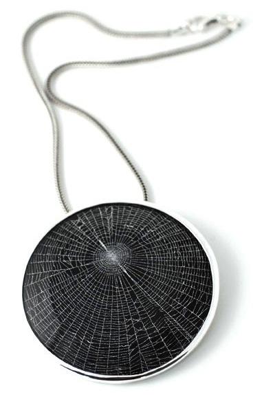 dollybird-etsy-designs-preserved-spiderweb-necklace