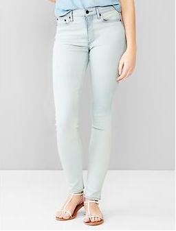 gap-high-waisted-light-wash-skinny-jeans