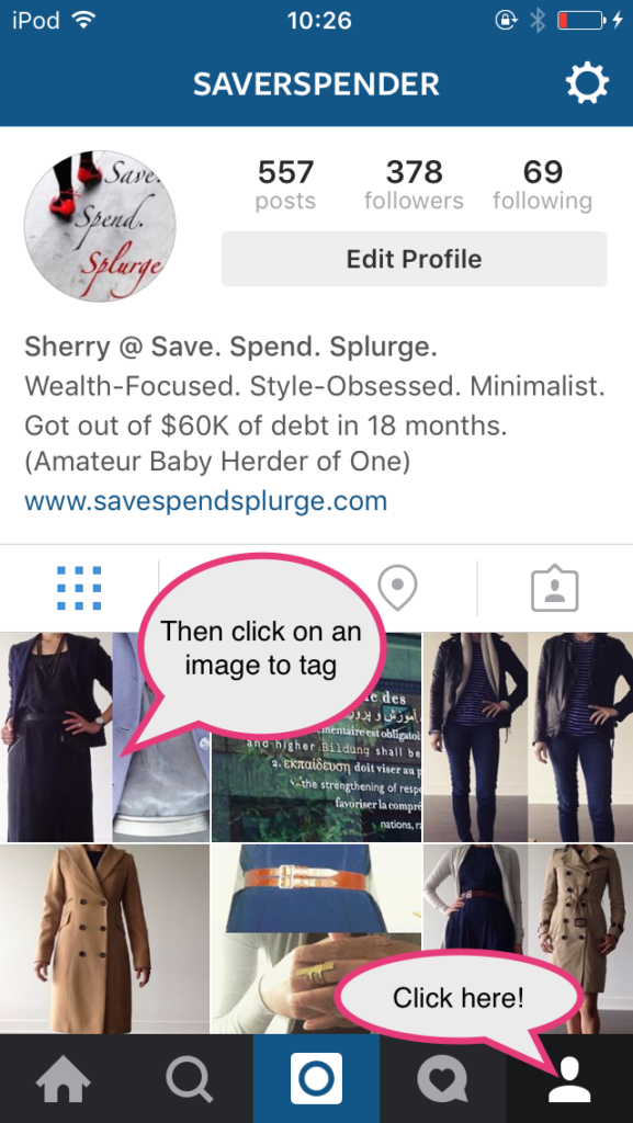 how-to-tag-an-instagram-photo-or-shot-with-brand-names-step-1-main-page