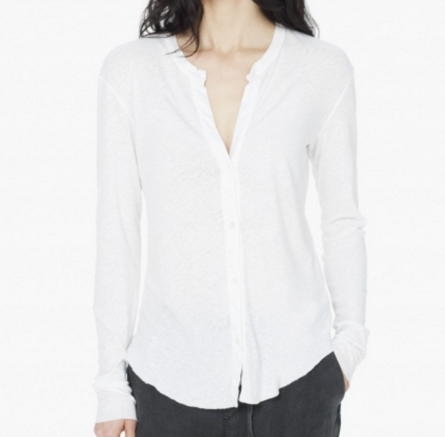 http://www.jamesperse.com/women/apparel/blouses-shirting/womens-cotton-linen-button-up-whc3281?color=1913&ranMID=39476&ranEAID=J84DHJLQkR4&ranSiteID=J84DHJLQkR4-AlljBXCaMBS2Ph4VKXjCZg&cm_mmc=Affiliate-_-Linkshare-_-10-_-1J84DHJLQkR4-AlljBXCaMBS2Ph4VKXjCZg