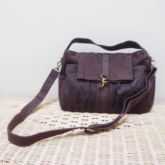 kinies-dark-brown-waxed-canvas-bag