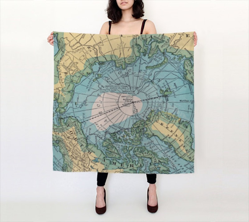 mapology-scarf-arctic-circle-map-green-blue-yellow