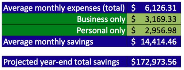 mid-2015-budget-financial-checkup-save-spend-splurge-profit-and-loss-savings