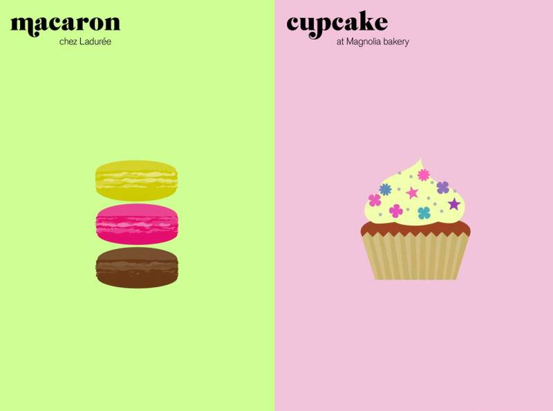 paris-macaron-versus-cupcake-new-york-city-nyc