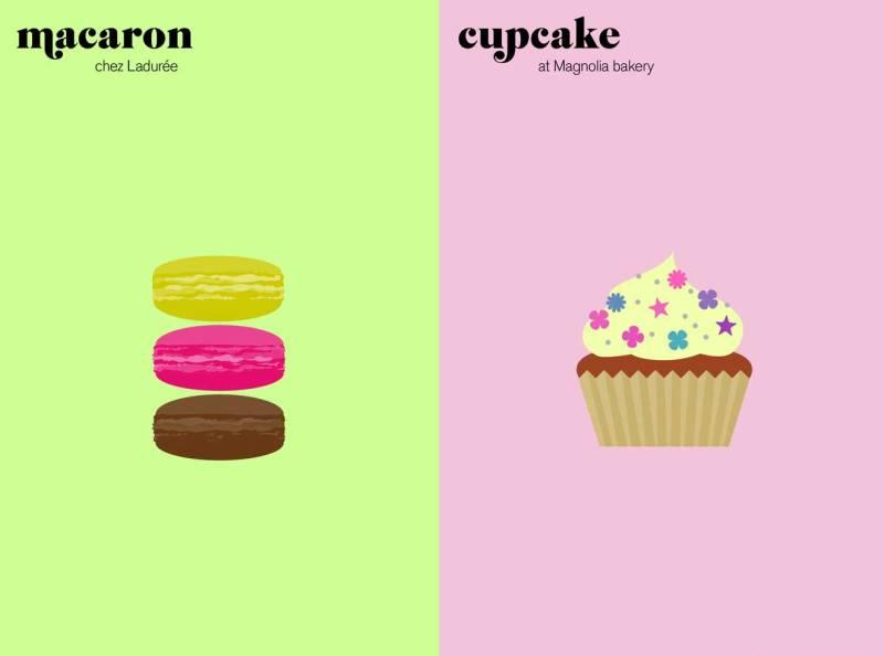 paris-macaron-versus-cupcake-new-york-city-nyc