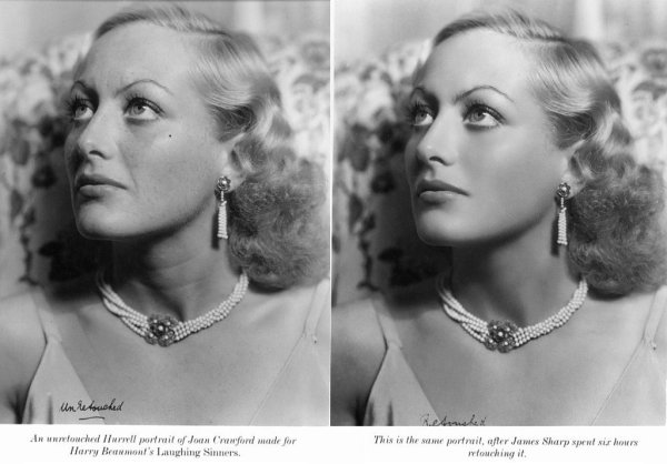 http://www.popsugar.com/tech/1930s-Photo-Editing-Techniques-35943053