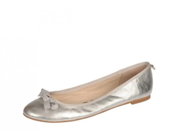 sam-edelman-milly-silver-ballet-flat