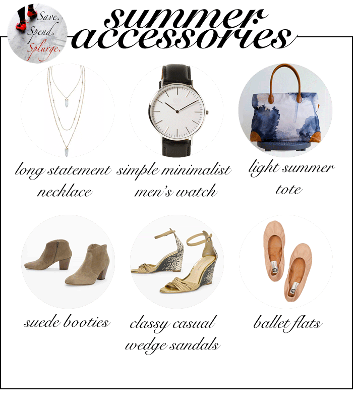 save-spend-splurge-summer-capsule-minimalist-accessories