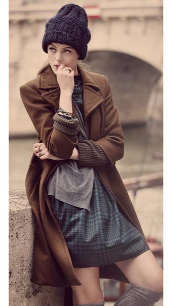 sonia-by-sonia-rykiel-bronze-bronze-ribbed-cuffs-trench-coat-model