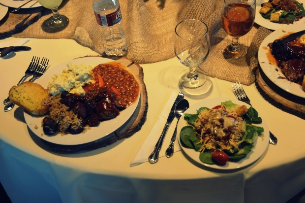 stock-wedding-marriage-food-party-plate-dinner