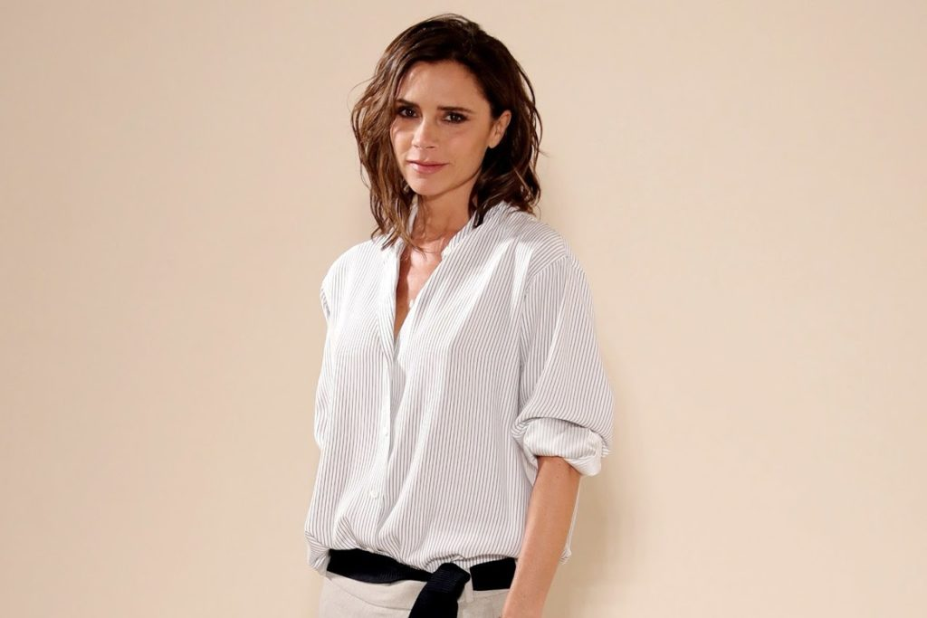 victoria-beckham-striped-shirt