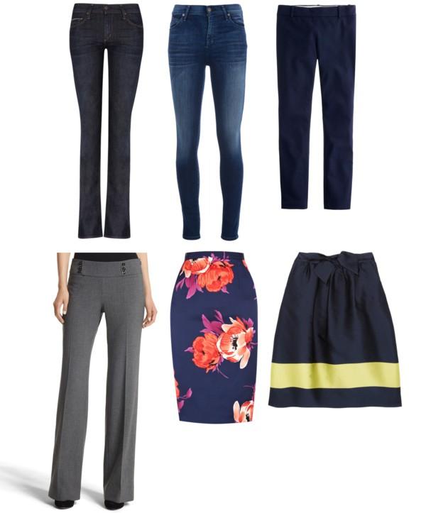 wardrobe-closet-essentials-bottoms-skirts-pants