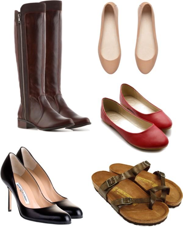 wardrobe-closet-essentials-shoes-sandals-boots