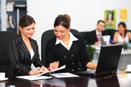 woman-business-talking-women-career-job